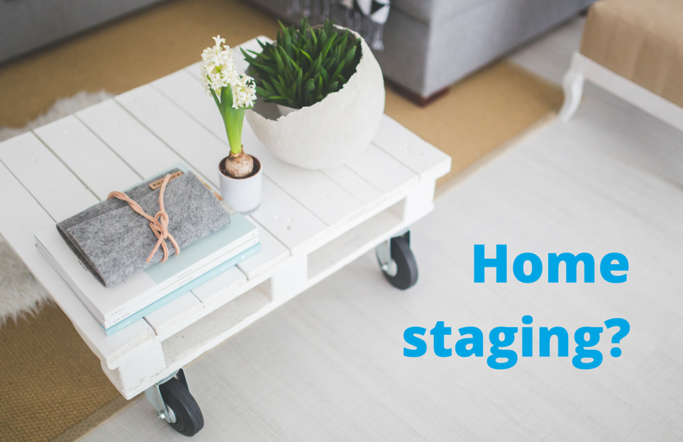 Co je to ten homestaging